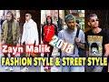 Zayn Malik Fashion Style & Street Style 2018