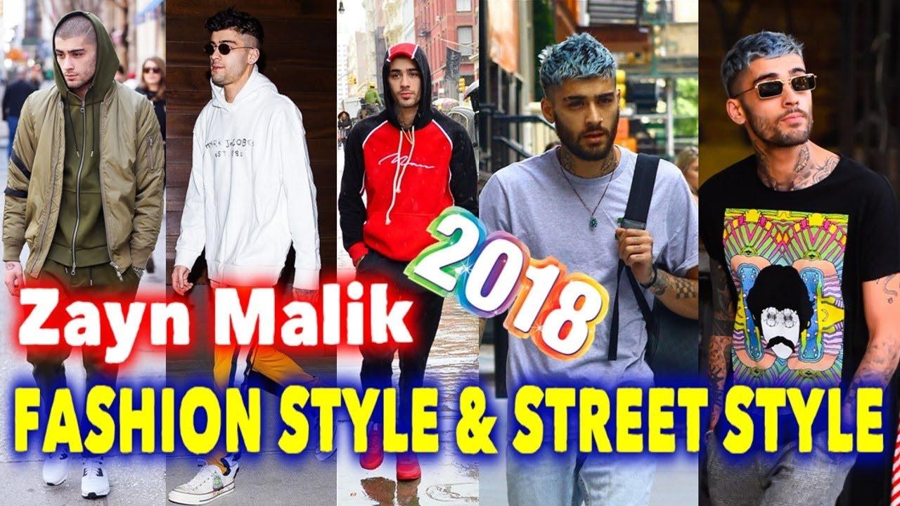 4524dbd50 Zayn Malik Fashion Style & Street Style 2018