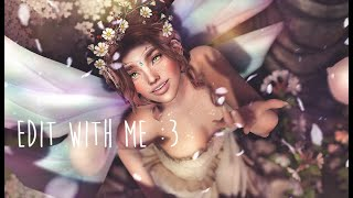 Editing an Ethereal Themed Photo in Photoshop Cs6 | Second Life