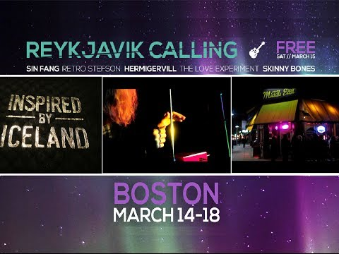 Reykjavik Calling - Taste of Iceland in Boston Hosted by Iceland Naturally 2014