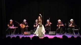 Turkish oriental dance. Groupe Smyrna & Imayane