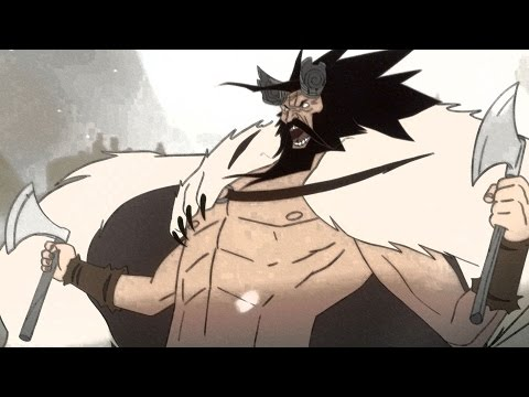 ► The Banner Saga 2 - The Story Movie (All Cutscenes HD)