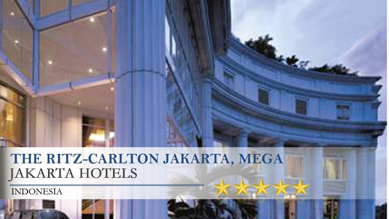The Ritz Carlton Jakarta Mega Kuningan 5 Stars Hotel In Indonesia