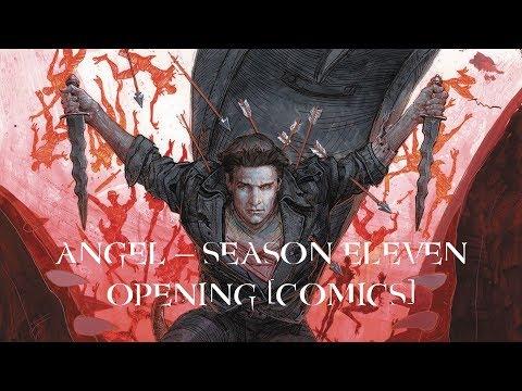 Angel - Season 11 Opening [Comic]