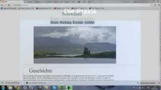 CSS Tutorial (German)[HD] Part 5 - Responsive Webdesign