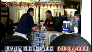 quality tire network commercial