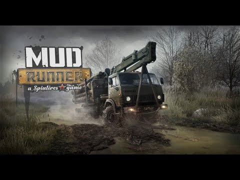 MudRunner  A Spintires game - Gameplay |