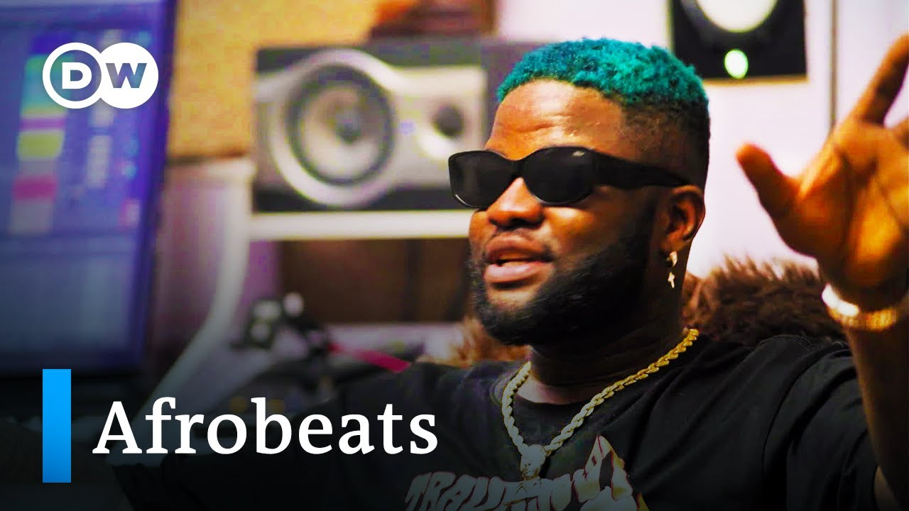 Download Afrobeats - Nigeria's groove goes global | DW Documentary