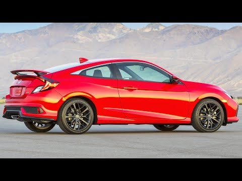 2020 Honda Civic Si Coupe - New Updated Look