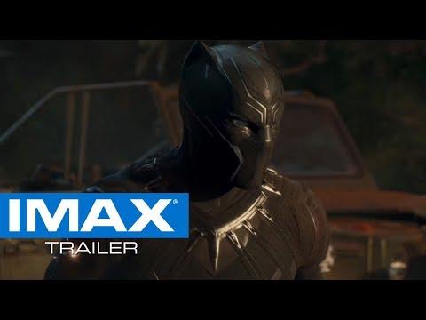 Black Panther IMAX® Trailer