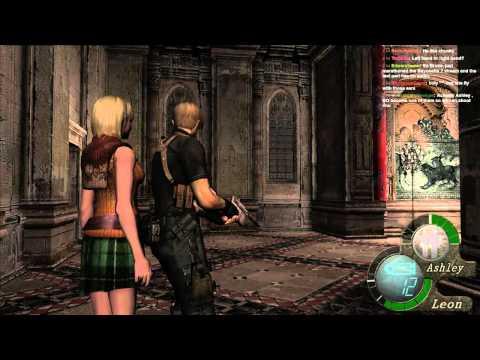 Suplex Massacre - Resident Evil 4 PC Pt.10