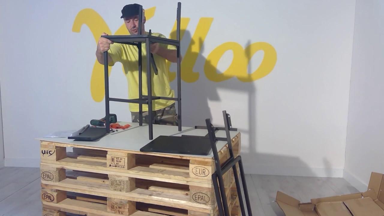 Istruzioni di montaggio sgabelli lignano marca yelloo yelloo it