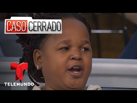 Caso Cerrado | Adopted Child Slept With Mom 🙎🏼👶🏼| Telemundo