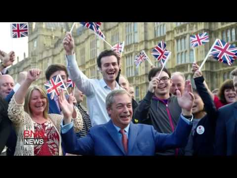 Nexit or Frexit? British vote fires up