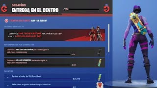 NEW JORDAN EVENT CHALLENGES *DELIVERY IN CENTER* (FREE GIFTS) FORTNITE X JORDAN