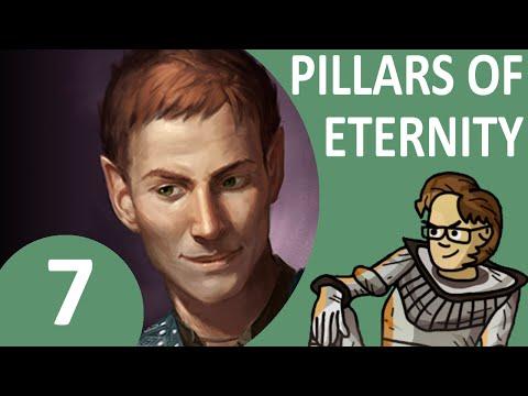 Let's Play Pillars Of Eternity Part 7 - Edèr, Caldara de Berranzi, Fragments of Scattered Faith