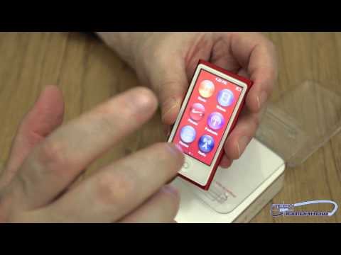 New iPod Nano (7th Generation) Unboxing, Overview & Tour!