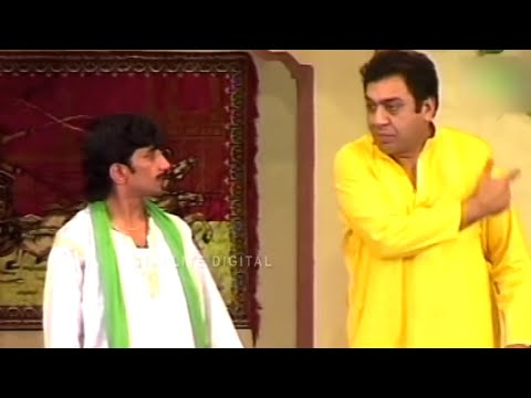 Best Of Sakhawat Naz and Sohail Ahmed Stage Drama Full Comedy Clip