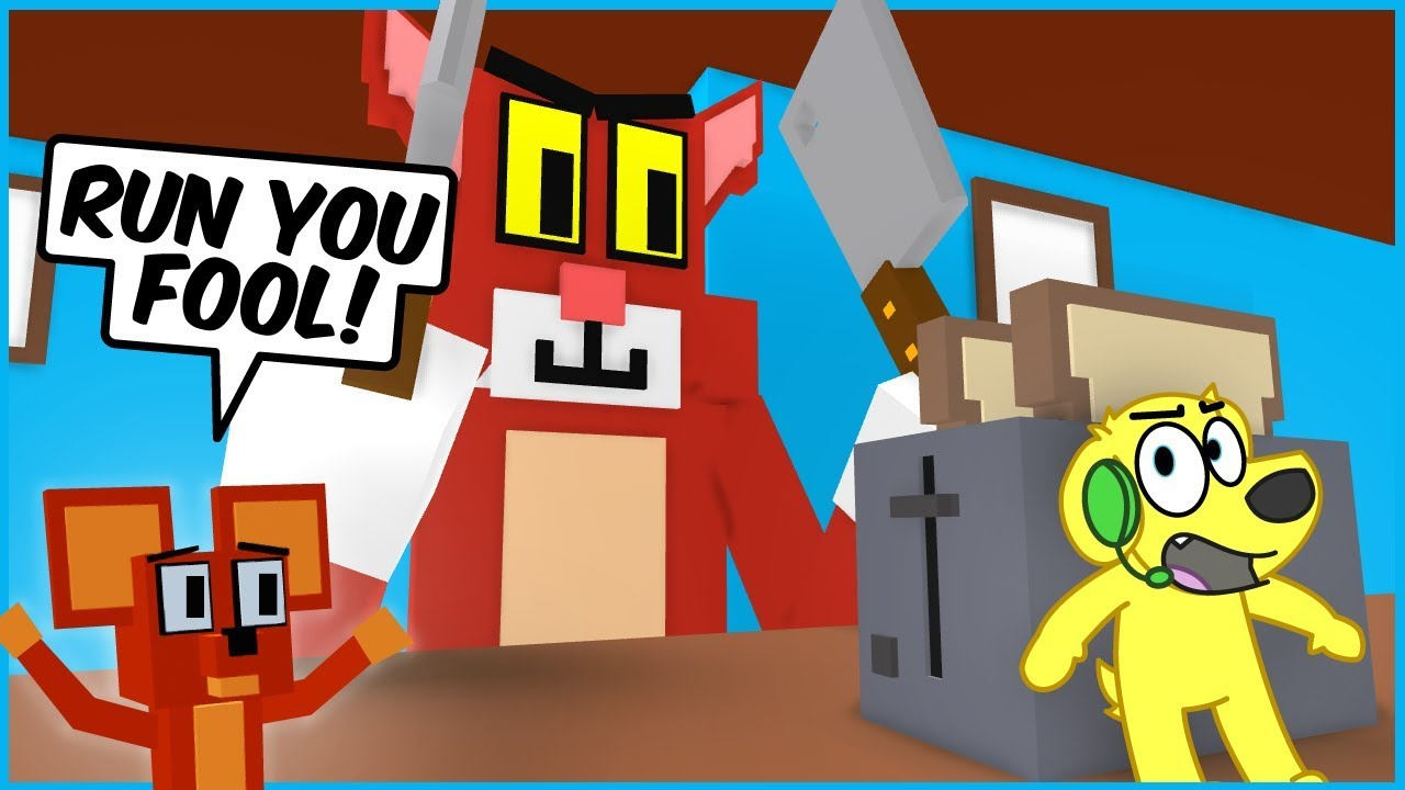 Download ATTACK of the KITTY! Roblox KITTY (ft. Snowi Fox)