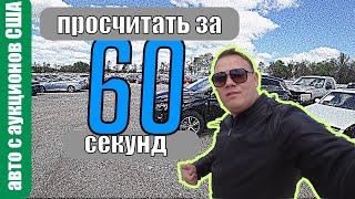 Просчитать Авто🚗 Из Сша🇺🇸 За 60 Секунд