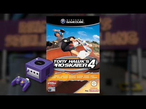 Gameplay : Tony Hawks Pro Skater 4 [GameCube]