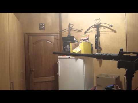 Gas gun .50 M2 Propane and Oxygen.
