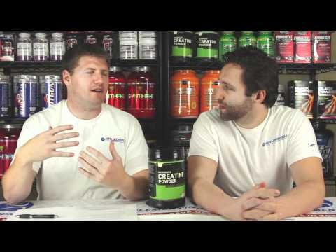 Optimum Nutrition Creatine Powder Review - Supplementing.com