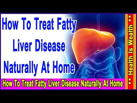 How To Treat Fatty Liver Disease Naturally At Home - Kaise Kare Liver Fat Ko Kam