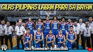 Gilas Pool For FIBA World CUP Qualifiers 6th Window