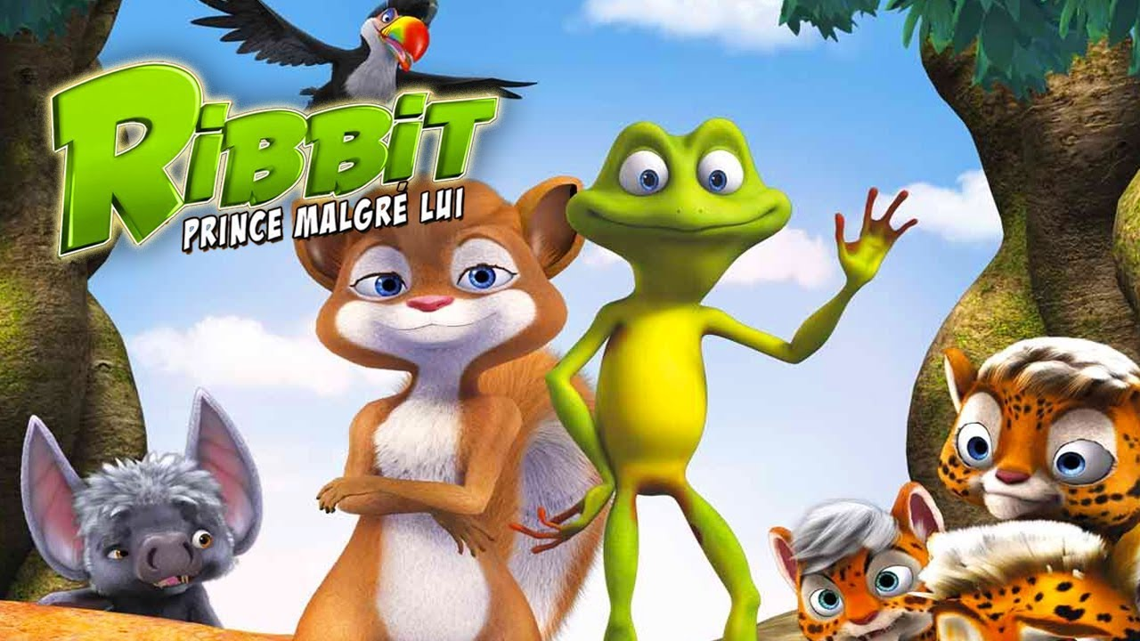 Ribbit - Film ANIMATION en français