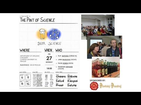 Foodomics. What food is good for us? [The Pint of Science in Prague]