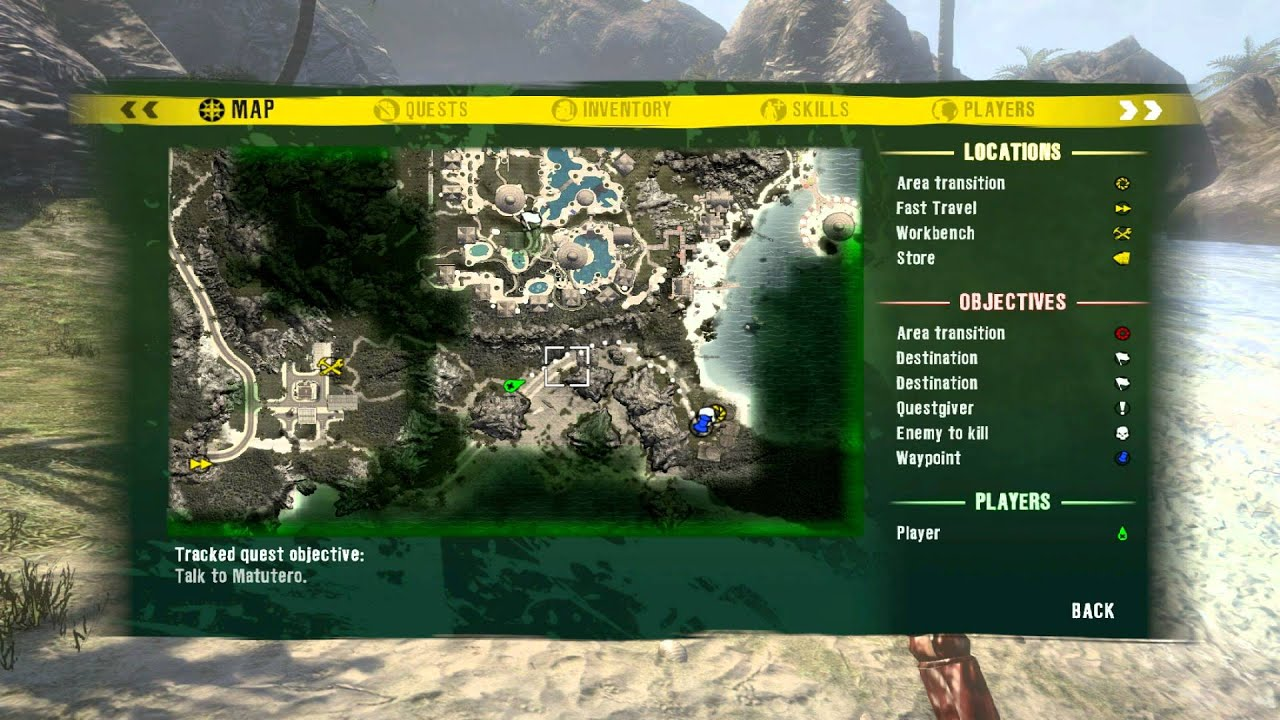 Dead Island Green Skull Location And Drop Off By Lucco Youtube