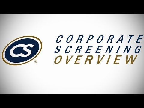 Thumbnail for Corporate Screening Services Reviews