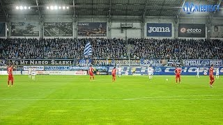 Doping: Piast Gliwice 2-1 Ruch (15.10.2016 r.)