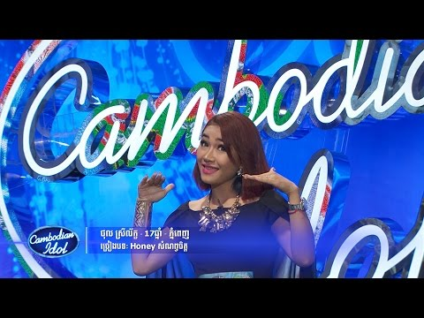 Cambodian Idol | Judge Audition | Week 4 | Thol Sreyleak