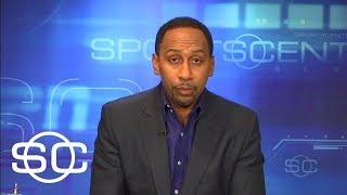 Marshawn Lynch Getting Pass Over Kaepernick To Sit During Anthem? | SportsCenter | ESPN