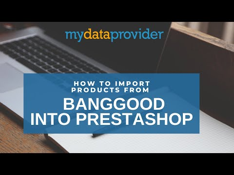 Banggood Prestashop