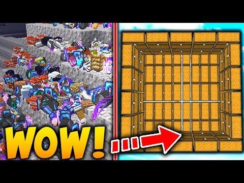RICHEST SKYVAULT I'VE SEEN! | SKYCADE OP FACTIONS #6 (Minecraft Factions/Raiding)