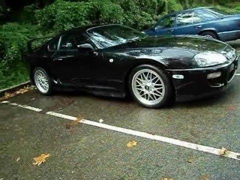 Matt Drives A 1996 Toyota Supra (Non Turbo)  YouTube
