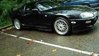 Matt Drives.. A 1996 Toyota Supra (Non Turbo)