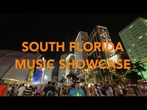 2016 South Florida Music Showcase
