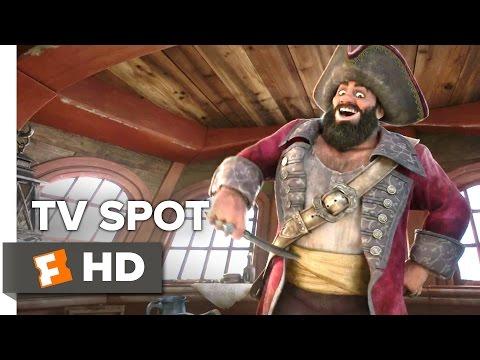 The Wild Life TV SPOT - Pirates (2016) - Matthias Schweighöfer Movie