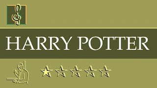 Piano Notes Tutorial - HARRY POTTER - Hedwig's Theme (Sheet music)