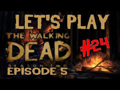 Let's Play The Walking Dead Season 2 (part 24 - Thieves, Traitors!)