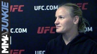 UFC on ESPN+ 14: Valentina Shevchenko full pre-fight interview