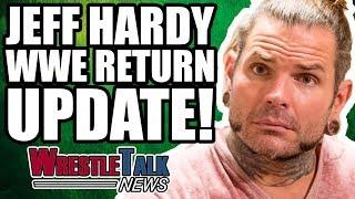 Jeff Hardy WWE RETURN Update! Reby Hardy SHOOTS On Jeff Hardy! | WrestleTalk News Mar. 2018