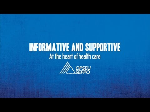 OPSEU hospital support: At the heart of health care