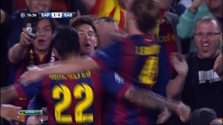 Video Gol Pertandingan FC Barcelona vs FC Bayern Munchen
