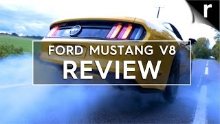 2016 Ford Mustang V8 review: The V8 Brits always wanted?