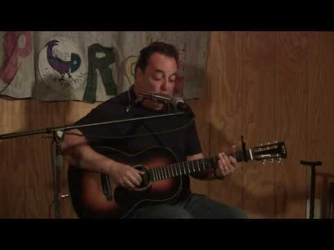 Richard Ray Farrell at The Front Porch (9-27-13) : Poor Boy Blues
